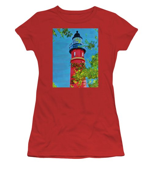 Top Of The House Women's T-Shirt (Athletic Fit)