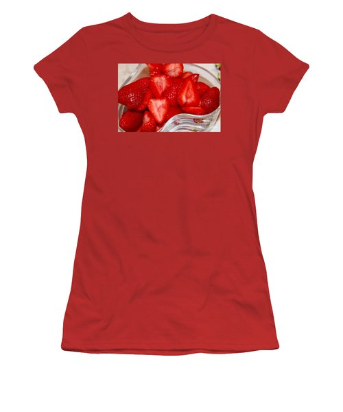 Very Berry Women's T-Shirt (Athletic Fit)