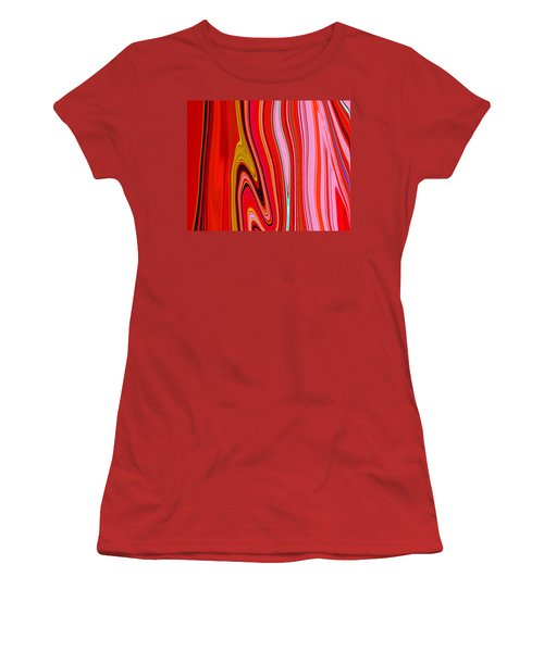 Yipes Stripes  C2014 Women's T-Shirt (Athletic Fit)