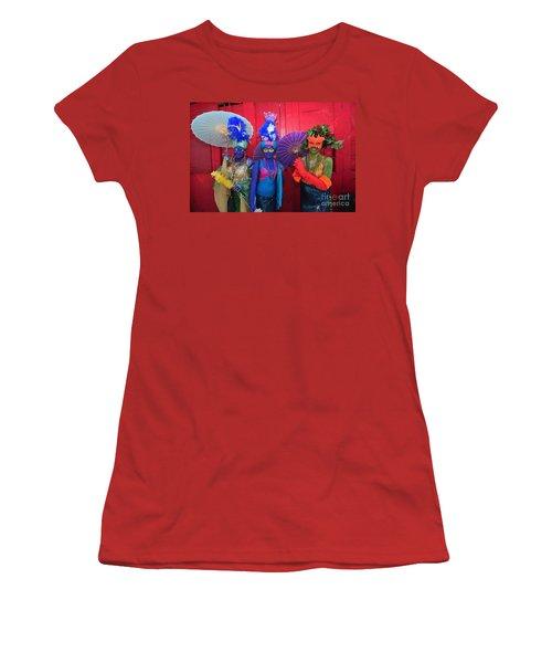 Mermaid Parade 2011 Coney Island Women's T-Shirt (Athletic Fit)