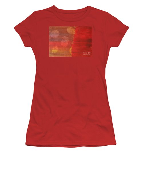 Cover Up Women's T-Shirt (Athletic Fit)