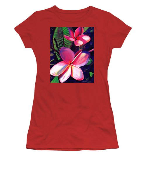 Aloha Women's T-Shirt (Athletic Fit)
