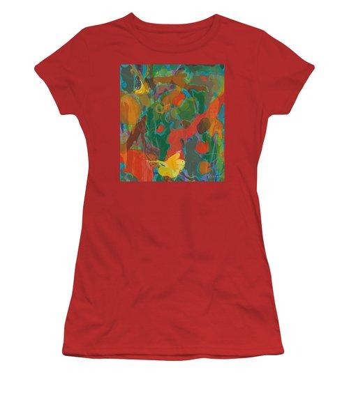 Amazon Women's T-Shirt (Junior Cut) by David Klaboe