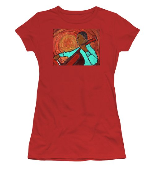 Hot Jazz Women's T-Shirt (Athletic Fit)