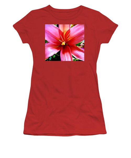 Lily Women's T-Shirt (Junior Cut) by Tim Townsend