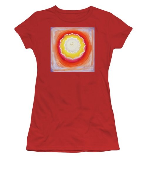 Purna Yantra Women's T-Shirt (Athletic Fit)