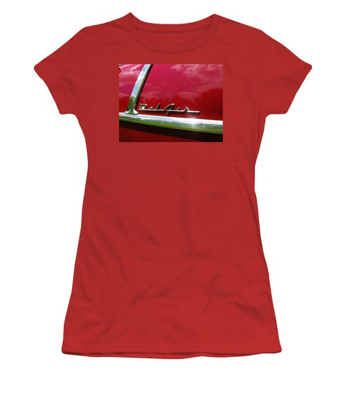 1955 Belair Women's T-Shirt (Athletic Fit)