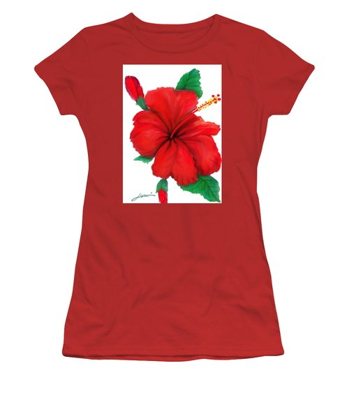 Greeting Cards Women's T-Shirt (Athletic Fit)