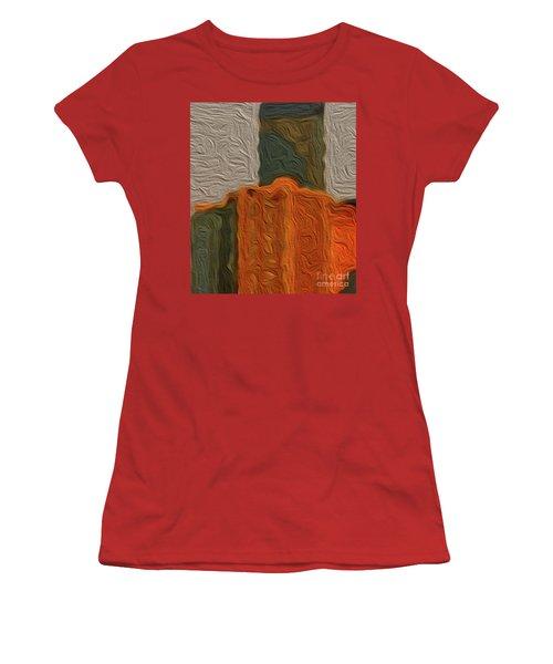 8-2-2057c Women's T-Shirt (Athletic Fit)