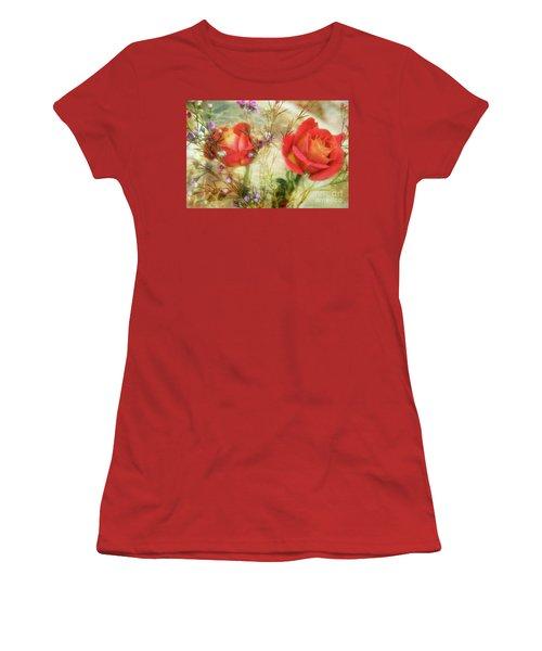 A Treasure Women's T-Shirt (Junior Cut) by Joan Bertucci