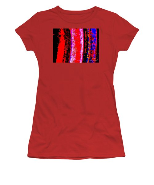 Abstract  Abstraction Women's T-Shirt (Junior Cut) by Tim Townsend