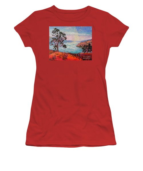 After Sunrise Women's T-Shirt (Athletic Fit)