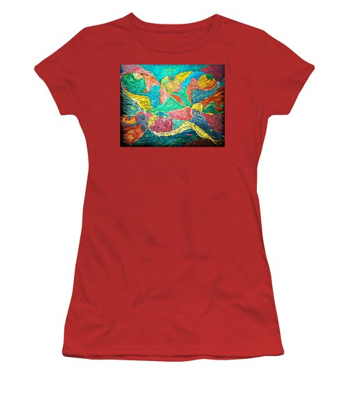 Argungun Fishing Festival Women's T-Shirt (Athletic Fit)