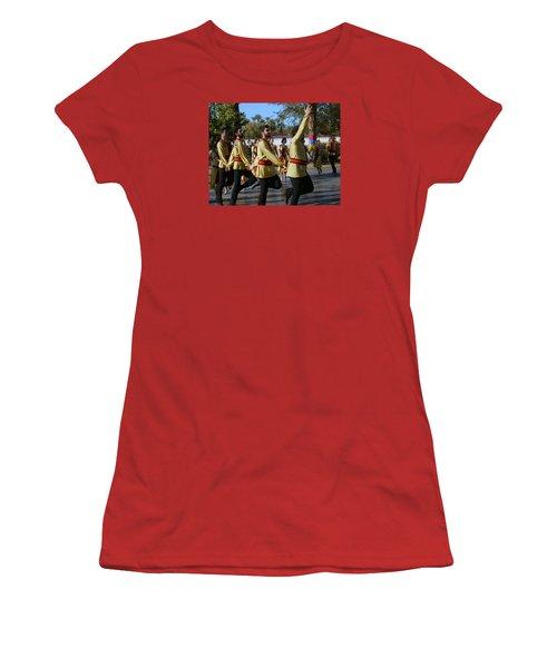 Armenian Dancers 6 Women's T-Shirt (Athletic Fit)