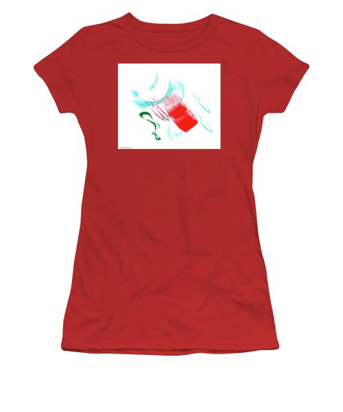 Art_0006 Women's T-Shirt (Athletic Fit)
