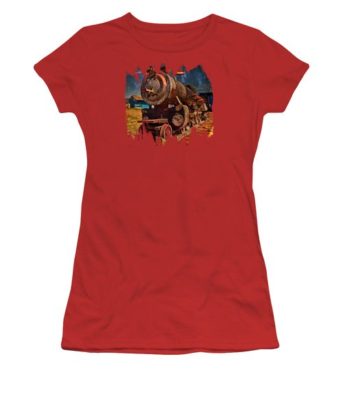 Old 44 Women's T-Shirt (Athletic Fit)