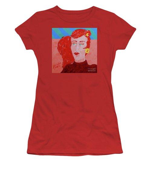 Attitudes  Women's T-Shirt (Athletic Fit)