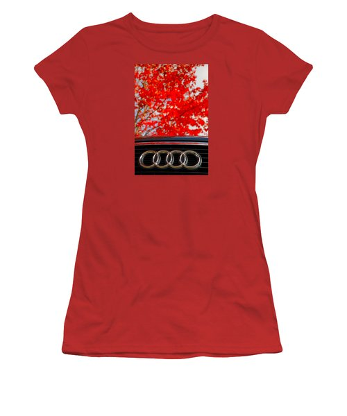 Audi Women's T-Shirt (Athletic Fit)