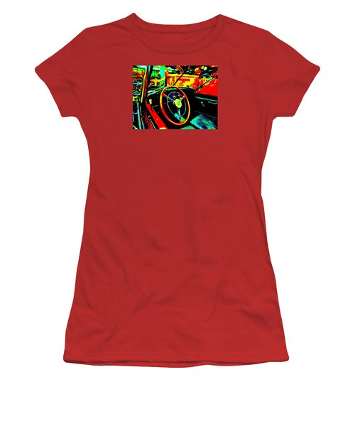Bahre Car Show II 30 Women's T-Shirt (Athletic Fit)