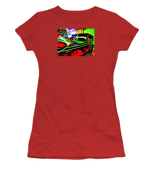 Bahre Car Show II 31 Women's T-Shirt (Athletic Fit)