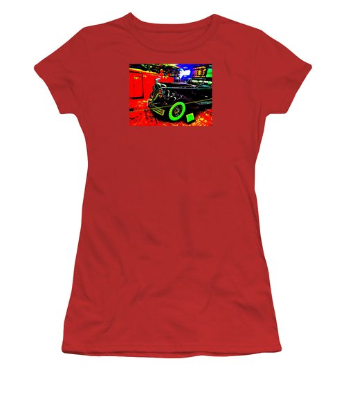 Bahre Car Show II 32 Women's T-Shirt (Athletic Fit)