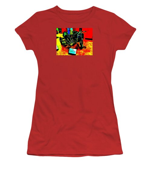 Bahre Car Show II 33 Women's T-Shirt (Athletic Fit)