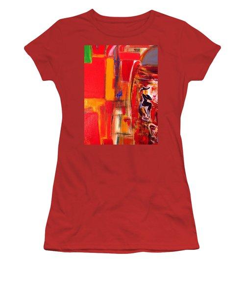 BAR Women's T-Shirt (Athletic Fit)