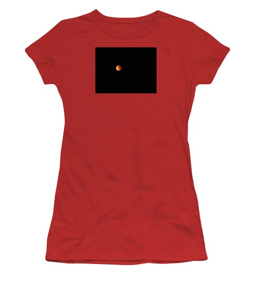Blood Moon September 27th Women's T-Shirt (Athletic Fit)