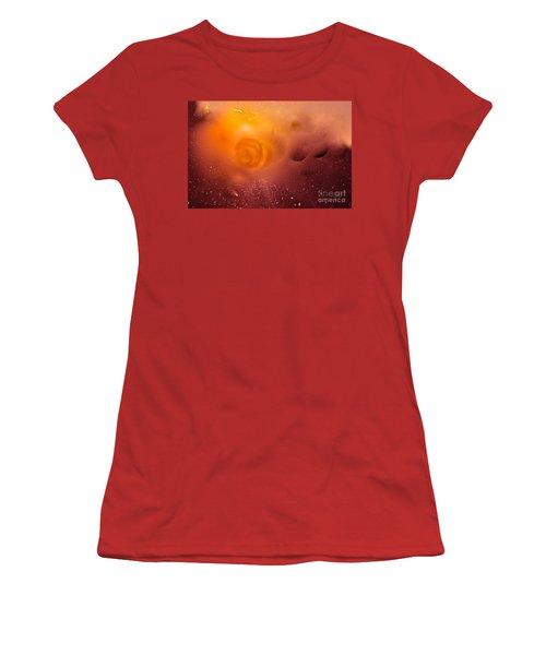 Blood Sun Women's T-Shirt (Junior Cut)