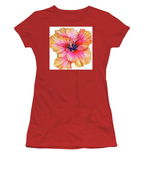 Blossomed Women's T-Shirt (Athletic Fit)
