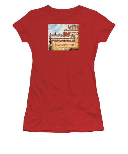 Bonwit Teller Women's T-Shirt (Athletic Fit)