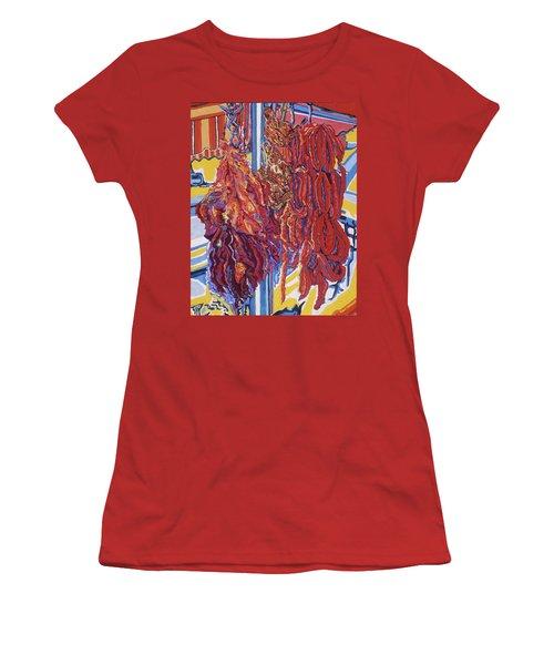 Boucherie Hamdane Freres I Women's T-Shirt (Junior Cut) by Robert SORENSEN