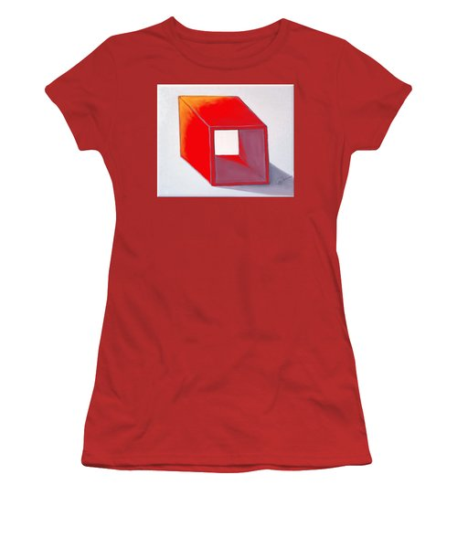 BOX Women's T-Shirt (Athletic Fit)