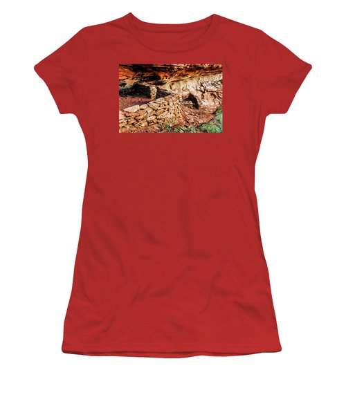 Boynton Canyon 08-012 Women's T-Shirt (Junior Cut) by Scott McAllister