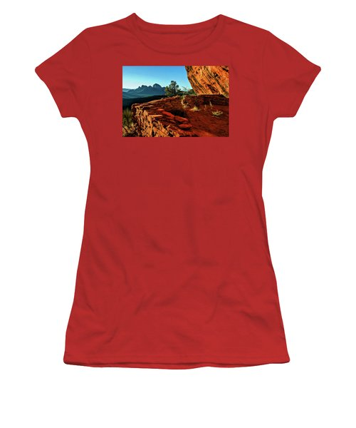 Boynton II 04-008 Women's T-Shirt (Athletic Fit)