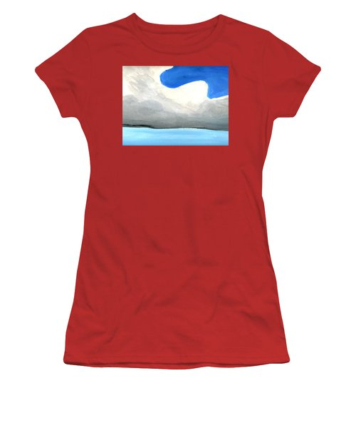 Caribbean Trade Winds Women's T-Shirt (Athletic Fit)