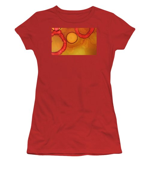 Cell# 2 Women's T-Shirt (Athletic Fit)