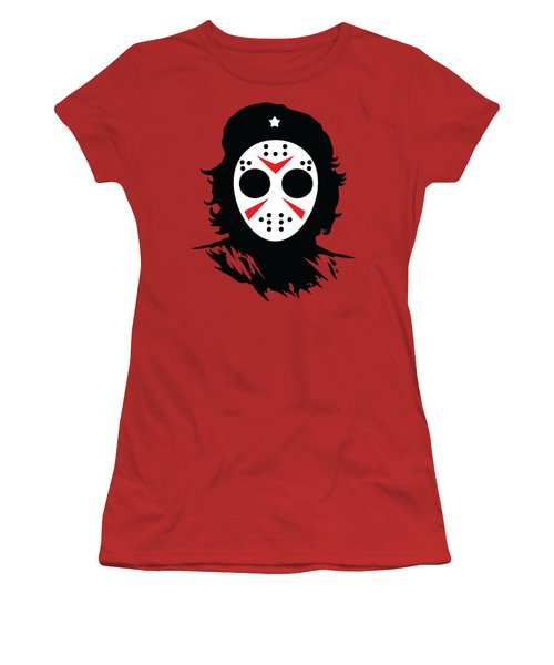Che's Halloween Women's T-Shirt (Athletic Fit)