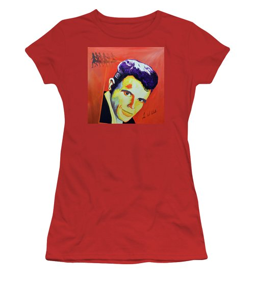 Del Shannon Women's T-Shirt (Athletic Fit)