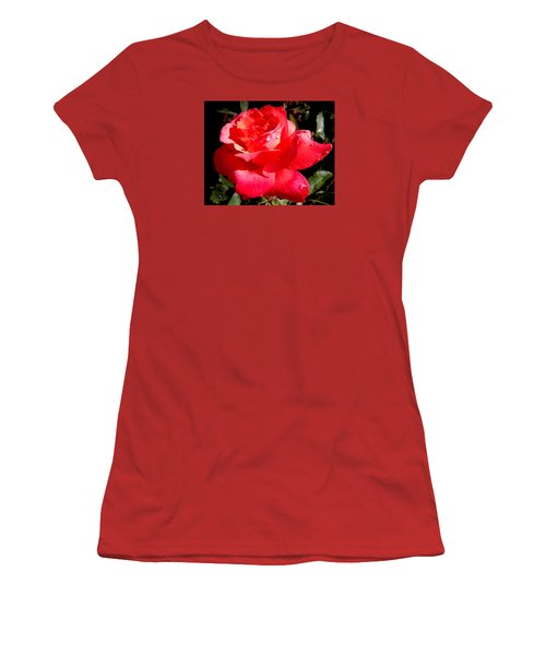 Dewly Noted Women's T-Shirt (Athletic Fit)