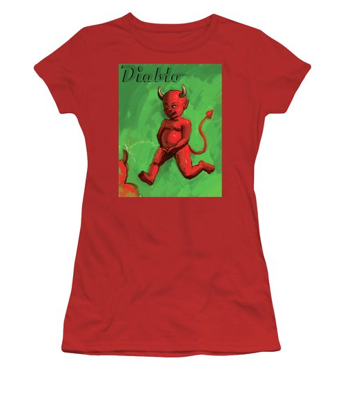 Diablo Women's T-Shirt (Athletic Fit)