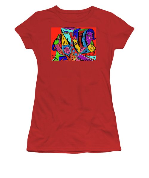 Director Of Chaos Women's T-Shirt (Athletic Fit)