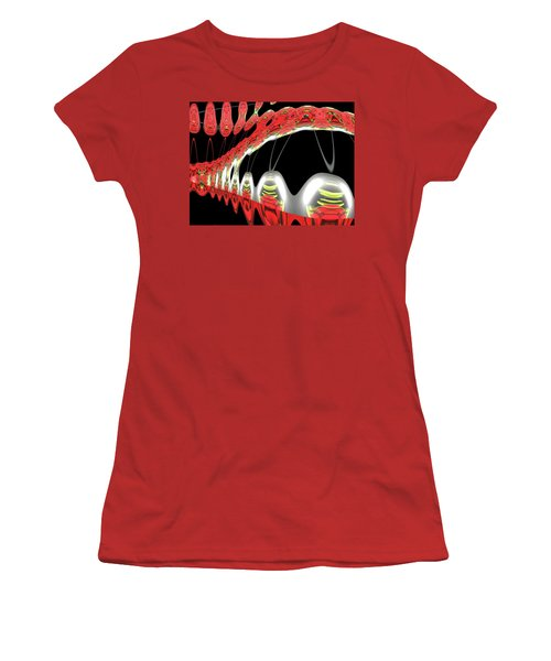 DNA Women's T-Shirt (Athletic Fit)