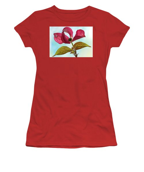 Dogwood Ballet 4 Women's T-Shirt (Athletic Fit)