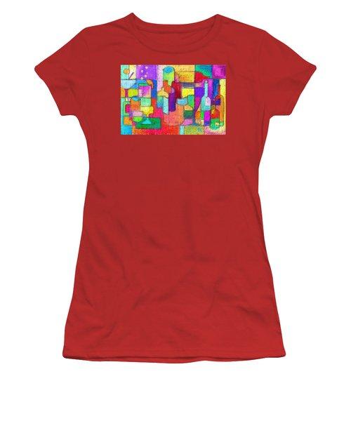 Drunk Aka Too Many Drinks Women's T-Shirt (Junior Cut) by Jeremy Aiyadurai