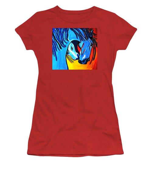 Endearing Women's T-Shirt (Junior Cut) by Nora Shepley