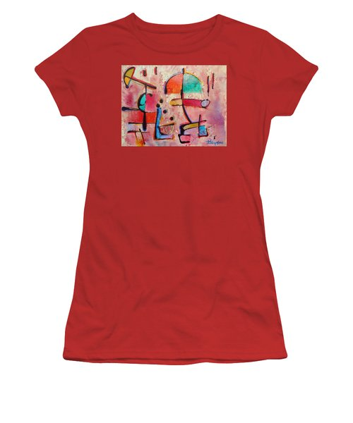 Expression # 12 Women's T-Shirt (Athletic Fit)