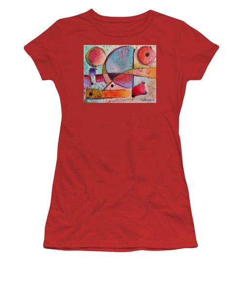 Expression # 13 Women's T-Shirt (Junior Cut) by Jason Williamson