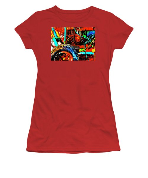 Feb 2016 46 Women's T-Shirt (Athletic Fit)