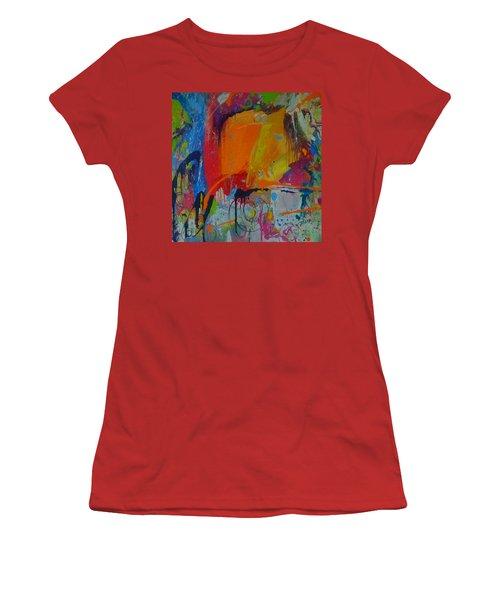 Feeling Melancholy Women's T-Shirt (Junior Cut) by Terri Einer